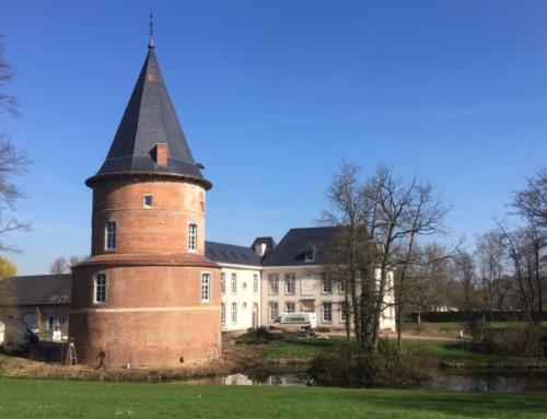 Totaalrenovatie van Kasteel Diepenbeek
