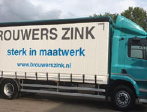 Nieuwe logistiek manager stelt zich voor