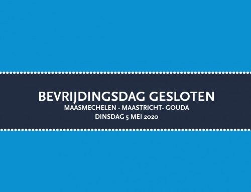 Brouwers Zink tijdens Bevrijdingsdag gesloten
